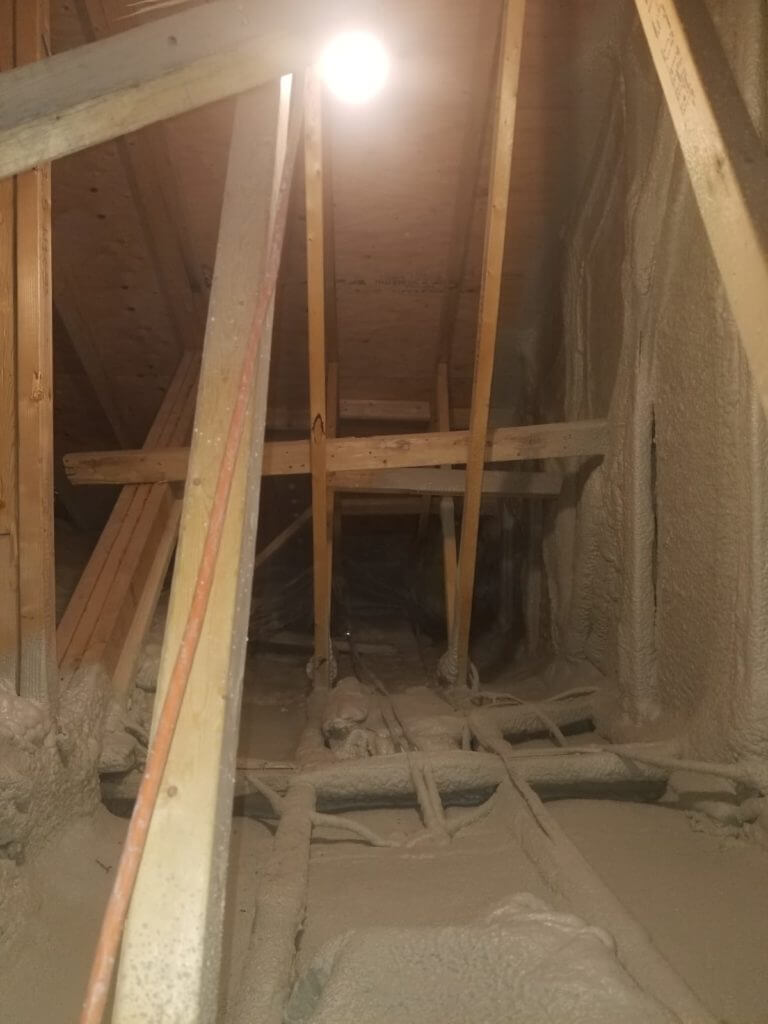 attic insulation foam Oshawa