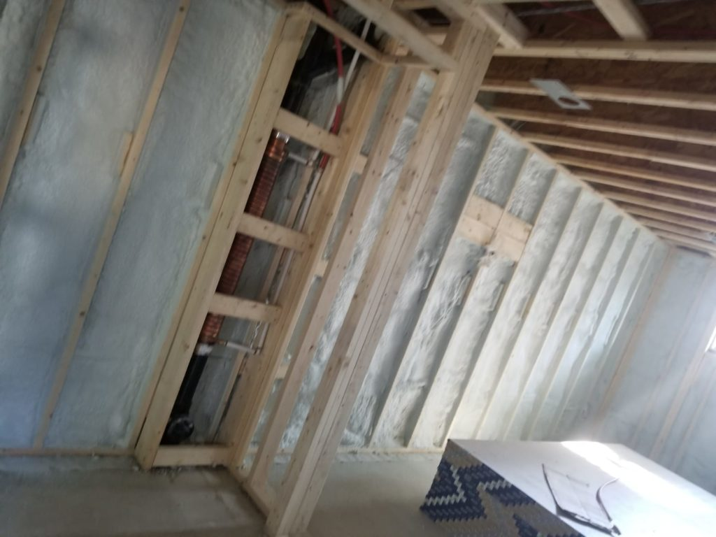 attic insulation near me