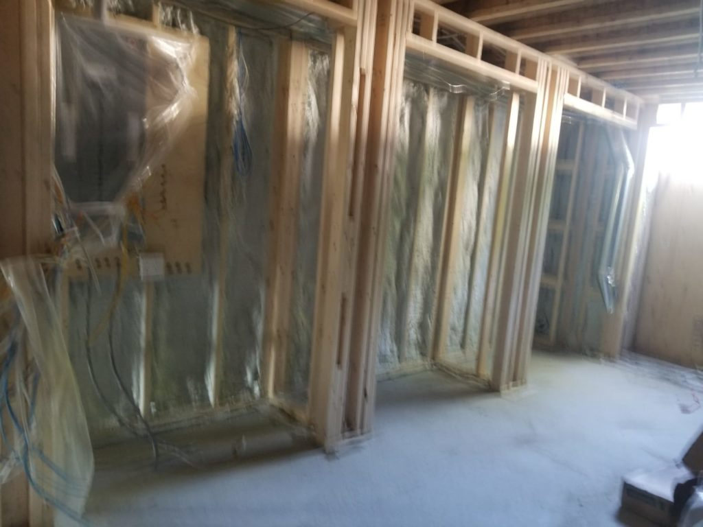 basement insulation Richmond Hill
