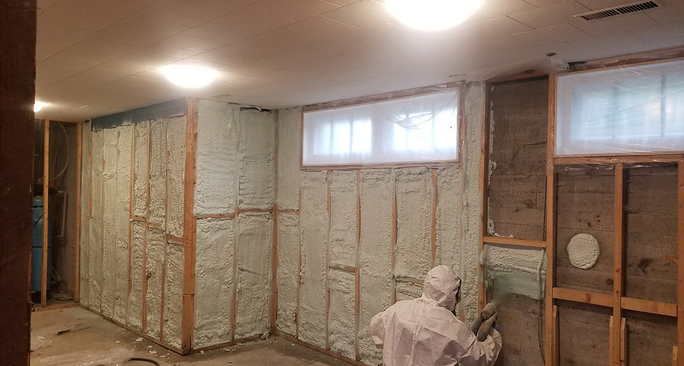 basement-spray-foam